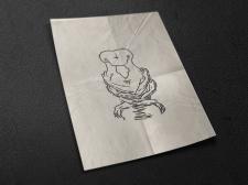 Иллюстрация эскиза тату