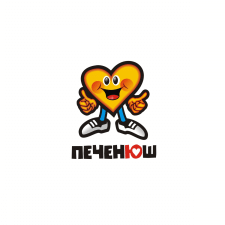 """Логотип """"Печенюш"""""""
