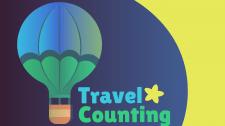 Travel Counting Логотип