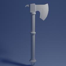 Modern axe