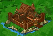 крепость древних славян