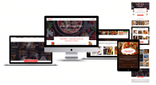 Marchello. Разработка и дизайн сайта