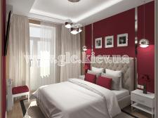 Квартира на Гончара. Спальня