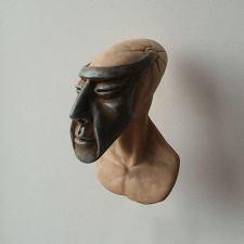 Скульптура автопрртрет