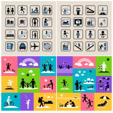 Иконки: Пиктограммы