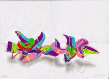 Граффити 3D #1