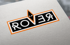 "Логотип для хип-хоп исполнителя ""ROVER"""