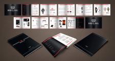 """Brandbook для магазина  часов """"BREITLINC"""""""