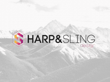 Логотип для Sharp&Sling Design