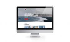 Сайт-каталог морепродуктів