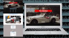 Landing Page для Сервиса Ремонта Автомобилей