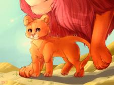 Иллюстрация к мультфильму