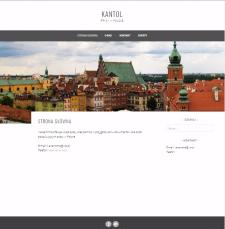 Сайт компании по трудоустройству в Польше