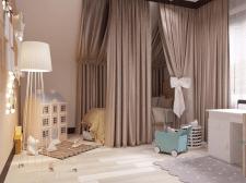 детская в частном доме