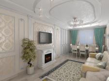 Гостиная в Минске