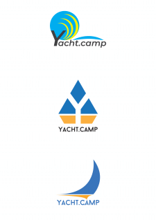 Вариации логотипов для клуба яхт
