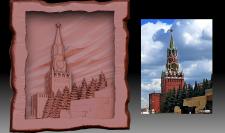 3D модель по фото для сувиниров МОСКВА