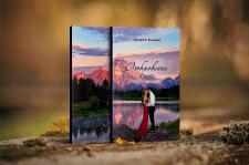 Дизайн обложки для книги стихов