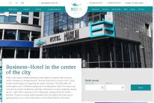 Перевод текстов для отеля Marlin