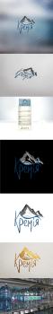 """Логотип для мінеральної, кремнієвої води """"Кремія"""""""