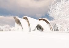 Концепция ансамбля храмового комплекса