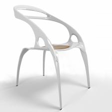 3д моделирование и визуализация футуро стула