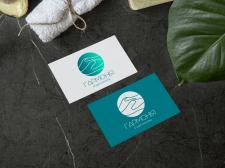 Дизайн логотипа для массажной студии