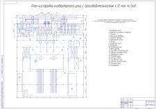 План кислородно-конвертерного цеха