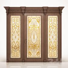 Doors / Modeling / Rendering