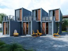 Mobile houses