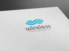 "Логотип ""wireless"""