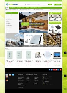 Интернет-магазин LED ламп (Australia)