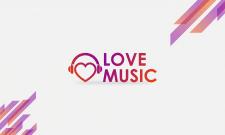 """Дизайн логотипа для музыкального паблика """"LoveMusi"""
