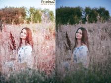 ретушь портретных фото