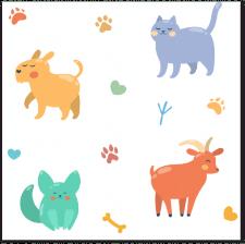 Иконки-иллюстрации для веб проекта