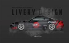 Дизайн оклеки авто