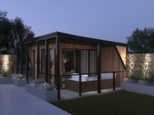 Моделювання та візуалізація дачного будиночка