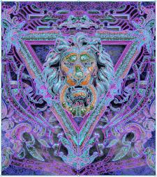 Лев, вектор