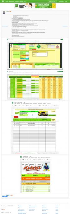 Система Управленческого учета для службы Такси