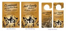 Разработка стиля джазового семейного вечера