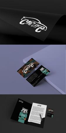 """Фирменный стиль для Detailing studio """"Carlife"""""""
