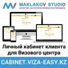 Личный кабинет Viza-easy