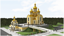 Культовые сооружения