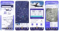 IOS App - Plane Tracker Live