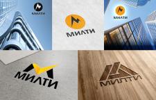 Логотип для агентства недвижимости Милти