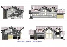 Архитектурное проектирование деревянных домов