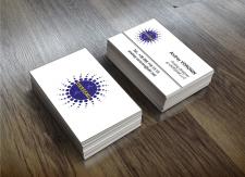 Визитки для фирмы UKRSEMI
