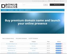 Bonus Domains