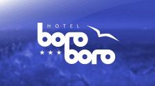 Логотип и полиграфия для комплекса BORO-BORO