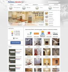 Интернет-магазин-каталог лепнины